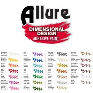 E6000 Allure 3D Glue Paint