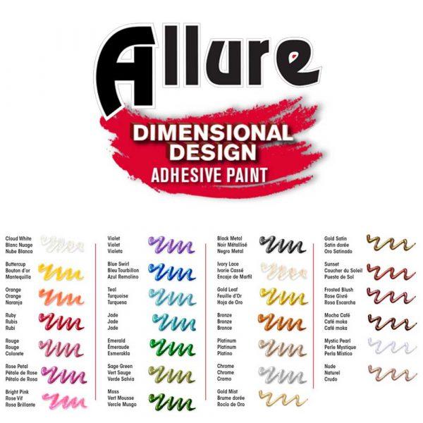 E6000 Allure 3D Glue Paint