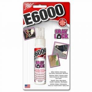 E6000 Fray Lock