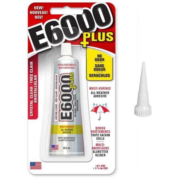 E6000 Plus Craft Glue