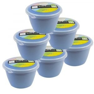 1/4 Pint Blue Pudding Basins