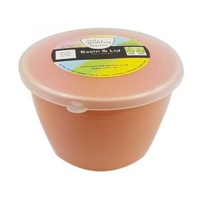 1/2 Pint Peach Pudding Basin