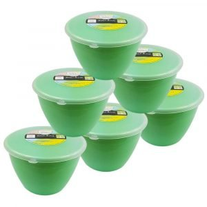 Green Pudding Basins 1 Pint