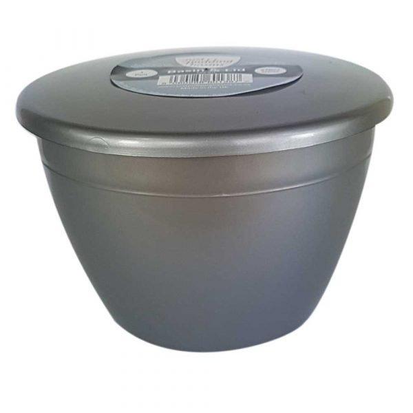 1 Pint Silver Pudding Basin