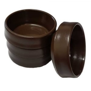 Brown Castor Cups