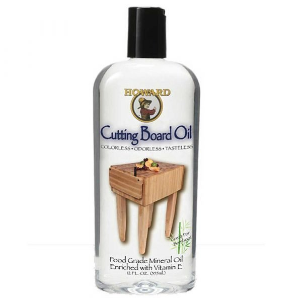 Cutting Board Oil 355ml