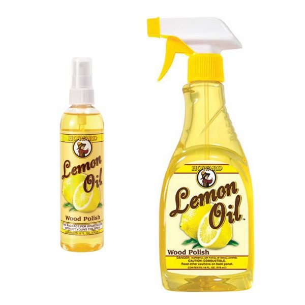 Lemon Oil Polish