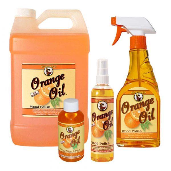 Orange Oil Polish