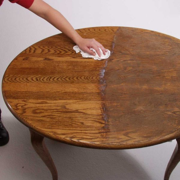 Clean A Finish Wood Soap