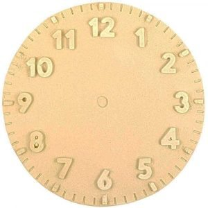 Large Clock Face Wooden Moulding 7cm