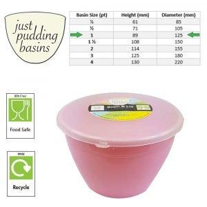 pink 1pt size