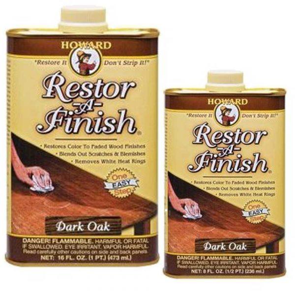Restor A Finish Dark Oak