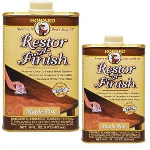 Restor A Finish Maple Pine