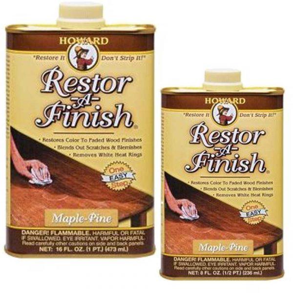Restor A Finish Maple Pine