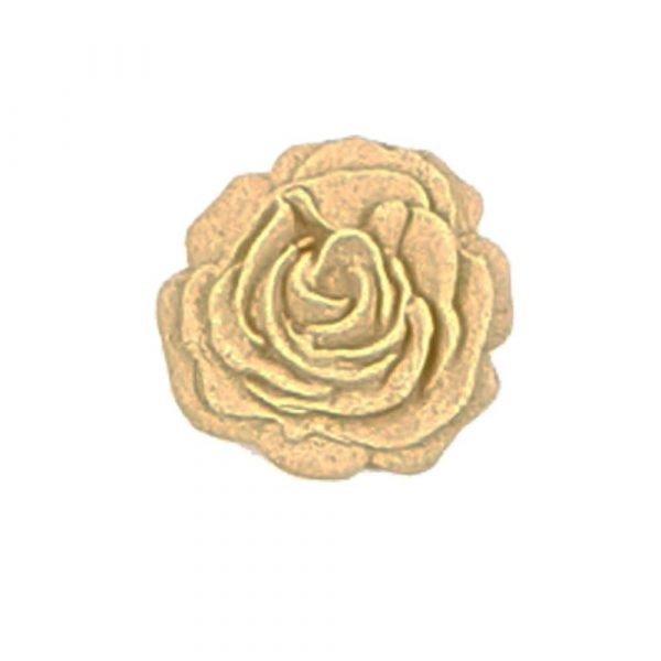 Small Rose Flower Wood U Bend