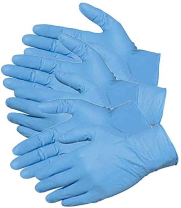 Gloves Included with our Kits