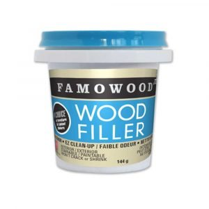 Famowood Latex Wood Filler 144g