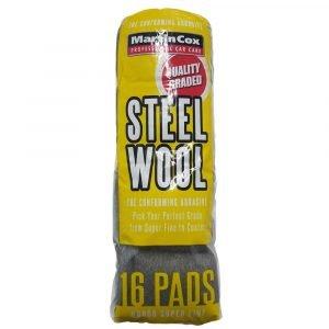 Steel Wool Grade #0000