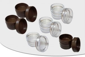 Castor Cups