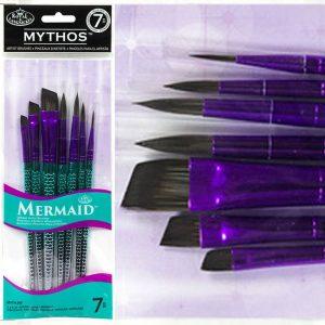 Mermaid Brushes